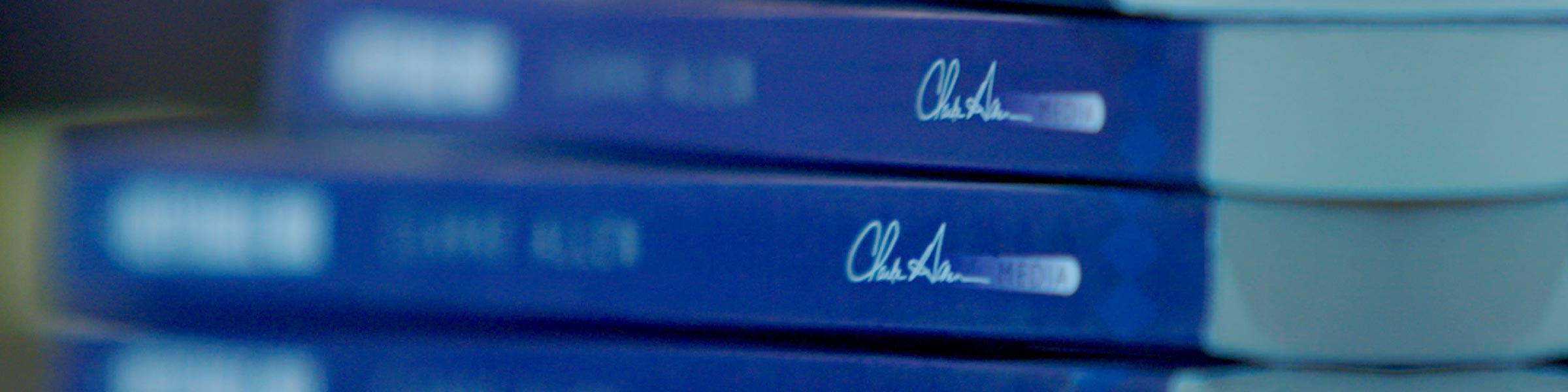 Clarke Allen Book
