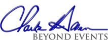 Clarke Allen Beyond Events Sticky Logo