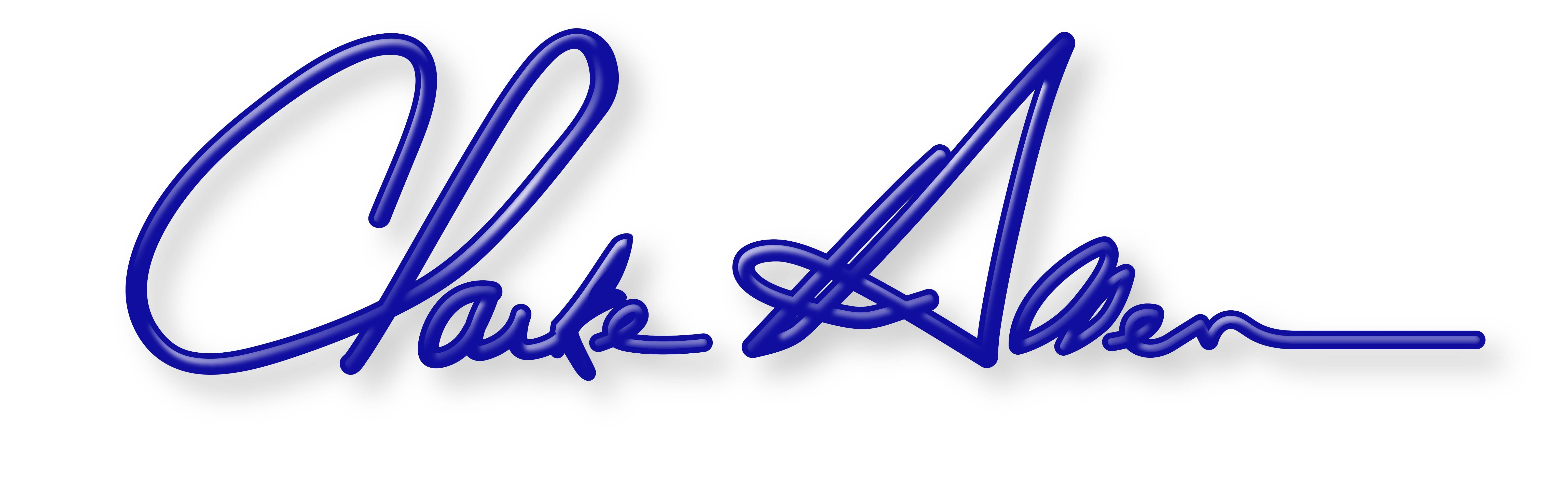 Clarke Allen The Author & Speaker Logo